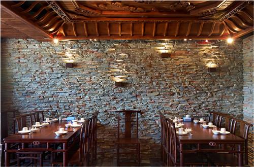 品味居餐厅装修效果图